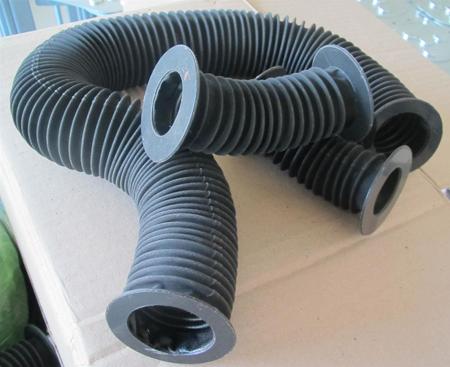 机床丝杠防护罩