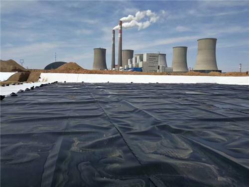 垃圾填埋场工程防渗土工膜