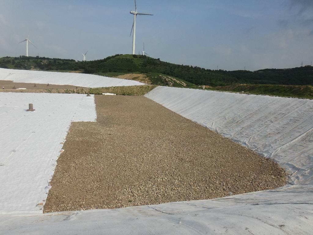 长丝土工布良好的过滤性及渗水性介绍