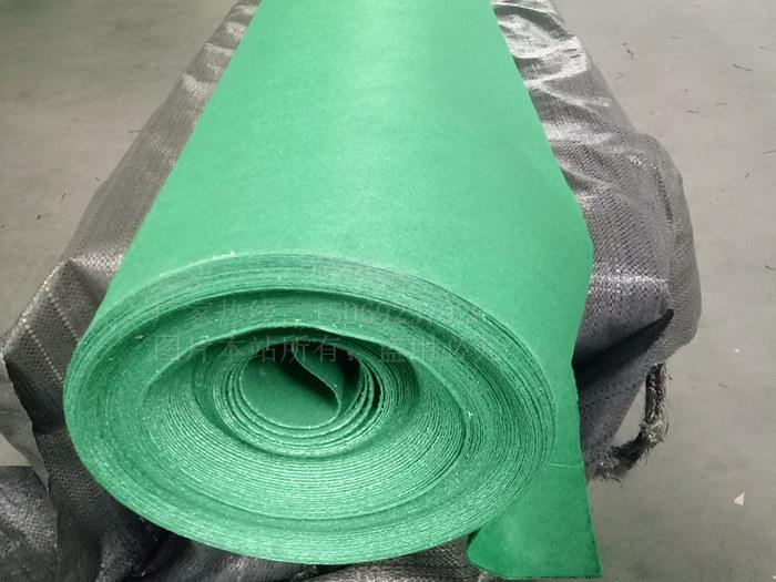 绿色防渗土工布