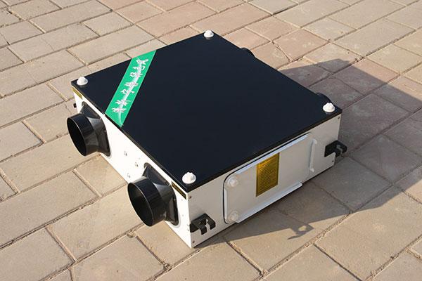 新风屋顶式空调机组