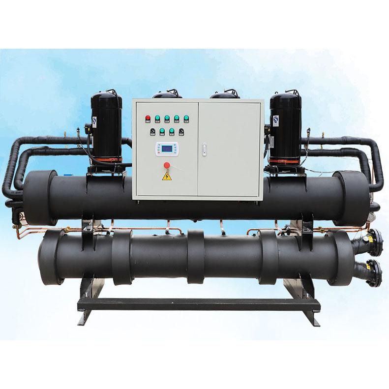 中央空调主机水源热泵