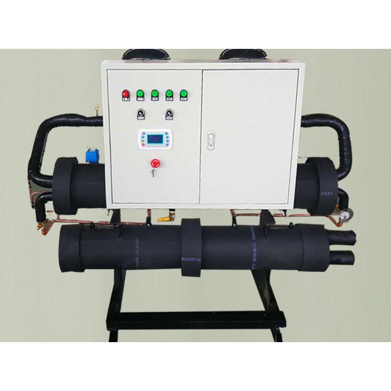 养殖水地源热泵