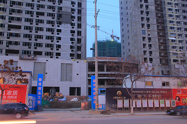Weifang Linqu Quanfuyuan Home Place thirty thousand flat, air-conditioning and ventilati...