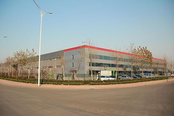 Shouguang Quanfuyuan distribution centers to six thousand level, water source heat pump ...