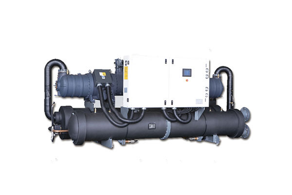 Ground source heat pump unit