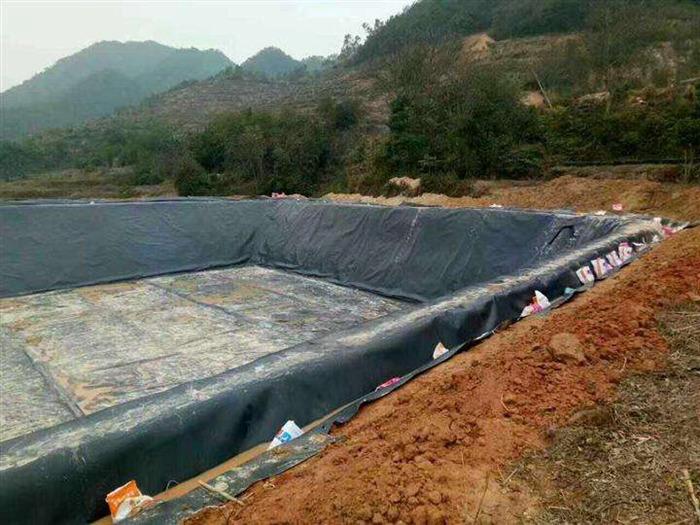 HDPE土工膜在鋪設時如何做到省錢